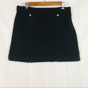 Old Navy   Mini Skirt   Black   16